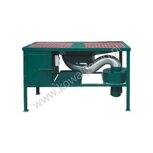 Stół spawalniczy dwurusztowy typ S3