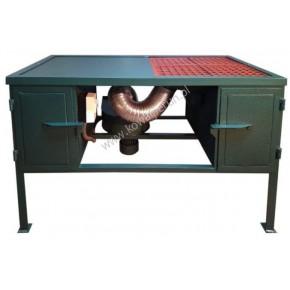 Stół spawalniczy dwurusztowy typ S4